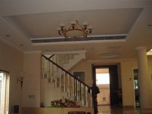 中央空调受到众多用户的青睐